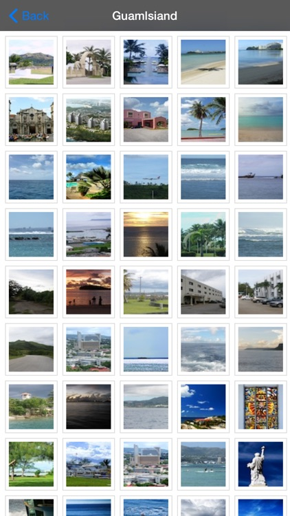 Guam Island Offline Map Travel Guide screenshot-4