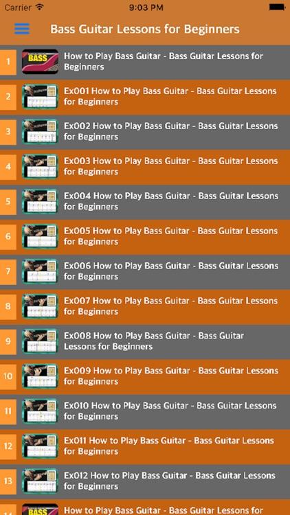 Bass Guitar Tuner - How To Play Bass Guitar Tuner screenshot-4