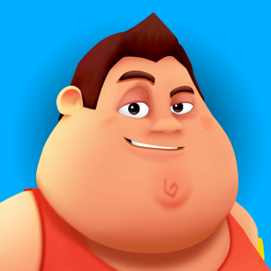 Fit The Fat 2 Games app