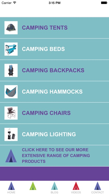 Camping Companion (for iPhone) screenshot-4