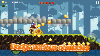 Runner Hero Adventure - Dodge Obstacles to Success screenshot two