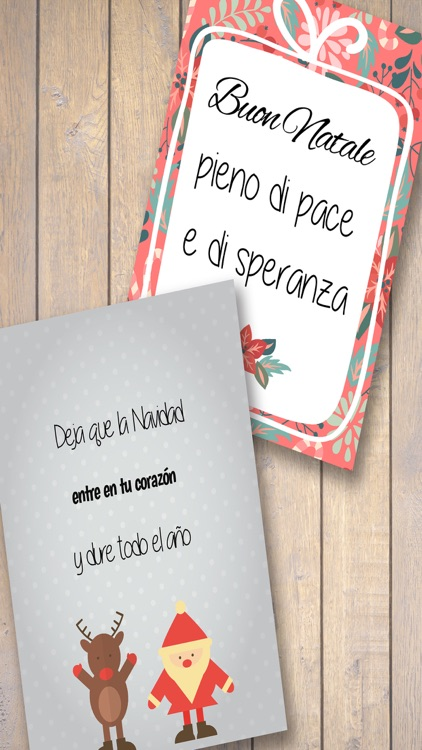 New Christmas Cards 2016 & messages – Pro screenshot-3