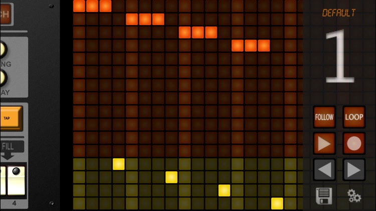 EGDR808 Drum Machine HD screenshot-3
