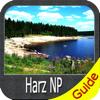 Harz National Park - Topo