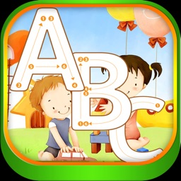 ABC Alphabet Phonics and Tracing for Preschool