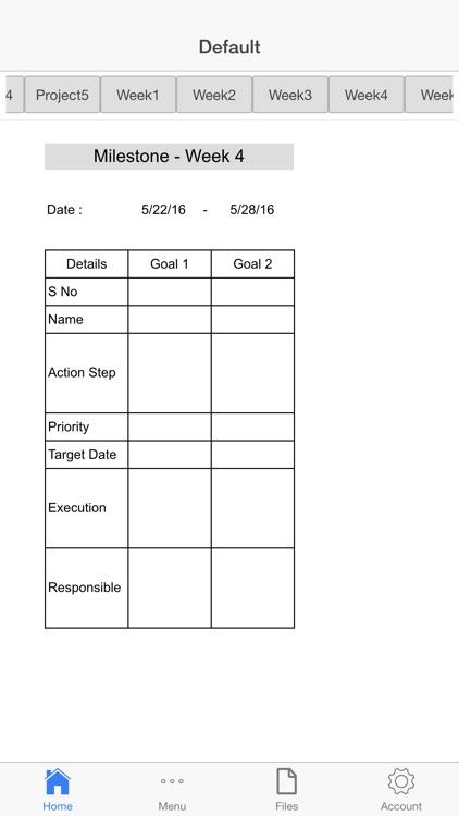 Gantt Schedule screenshot-3