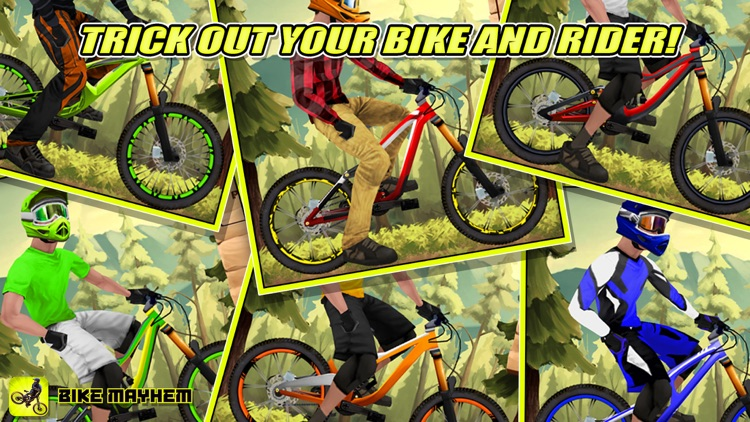 Bike Mayhem Freestyle screenshot-4