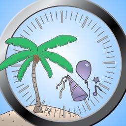 Vacation Countdown Full