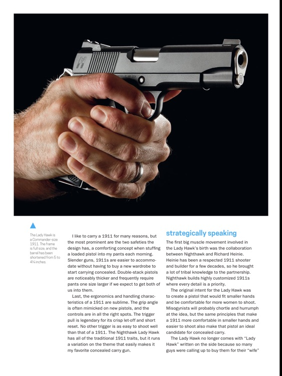 Pistol (from Guns & Ammo) Magazine screenshot-3