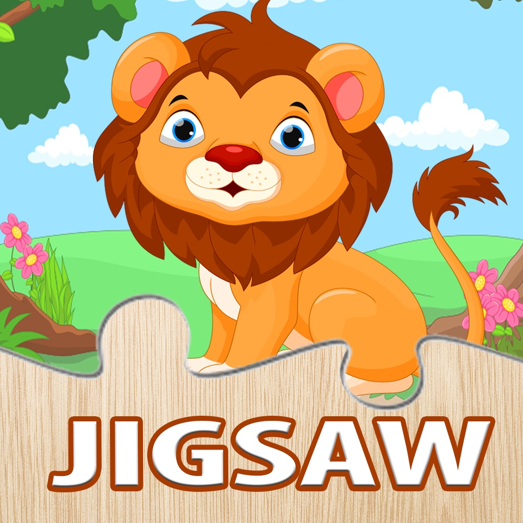 Animals Puzzle Games Free Jigsaw Puzzles for Kids hack