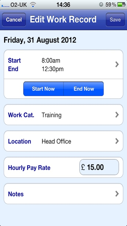 Pay Diary screenshot-1