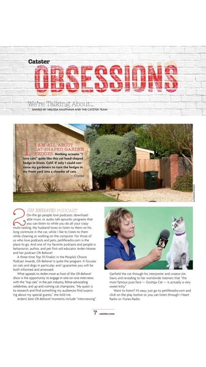 Catster Magazine screenshot-4