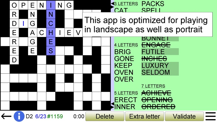 Word Fit Puzzle screenshot-4