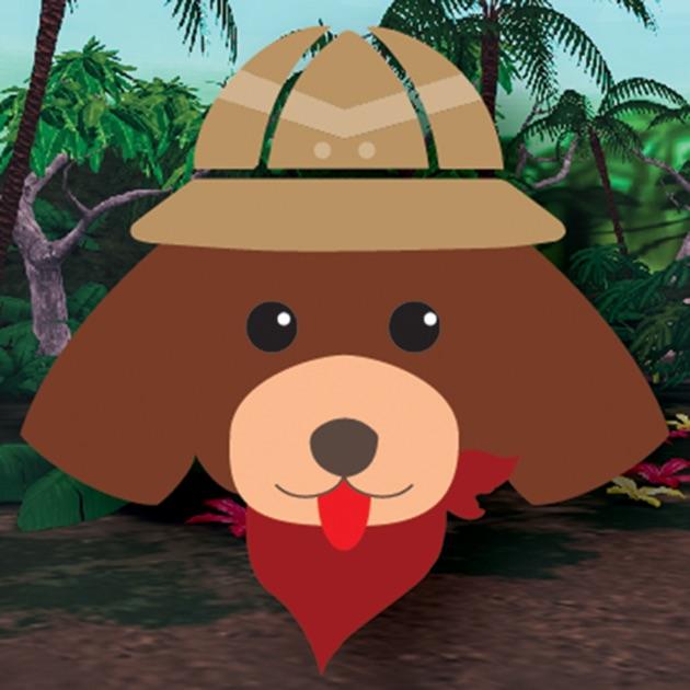 Milo and Brandie's Jungle Adventure on the App Store