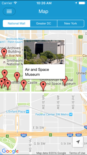 Smithsonian Mobile on the App Store on national gallery of art map, dc attractions map, dc subway map, natural history museum map, library of congress map, holocaust museum map, national mall map, andrews air force base map, lacma museum map, ford's theater map, national aquarium map, senate office buildings map, national zoo map, potomac mills outlet mall map, american university map, lincoln memorial map, united airlines dulles terminal map, pearl harbor tourist map, white house map, the pentagon map,