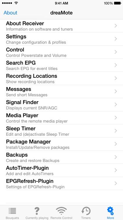 dreaMote Pro screenshot-3