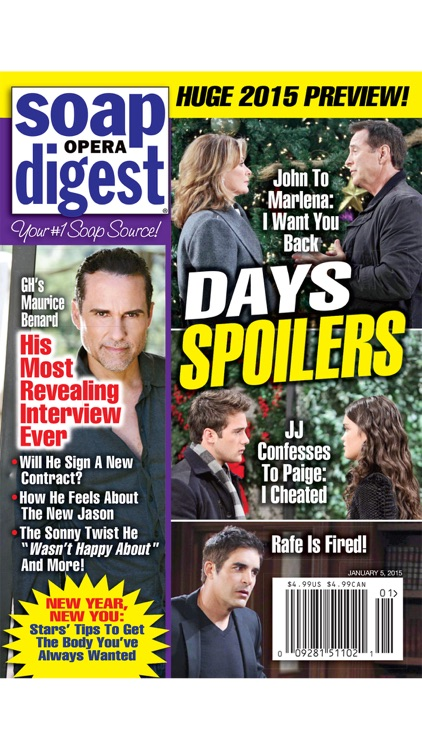 Soap Opera Digest screenshot-4