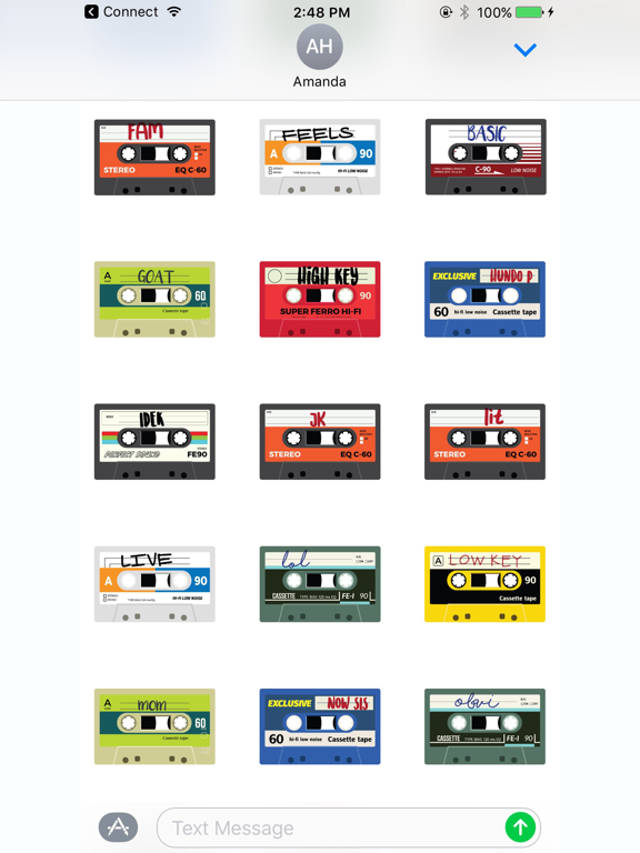 Mixtape Stickers   App Price Drops
