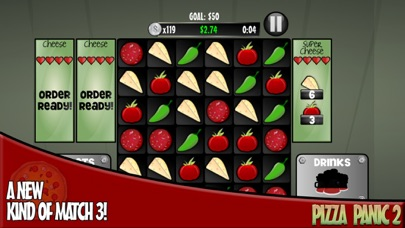 Pizza Panic 2 Lite screenshot one