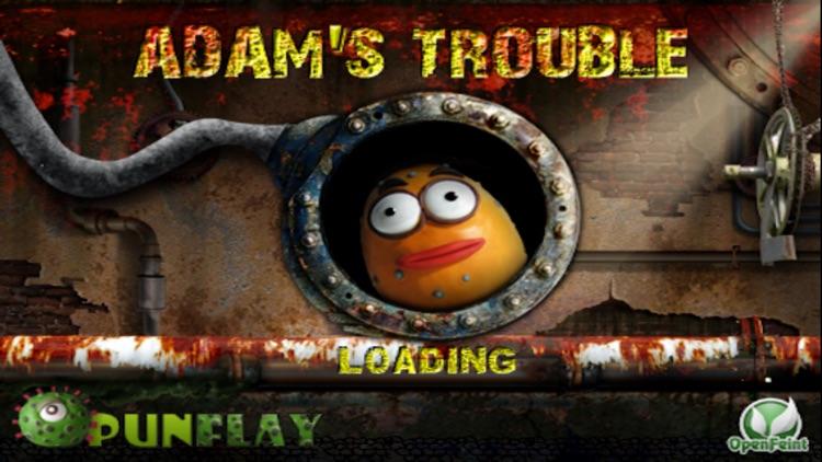 Adam's Trouble Full