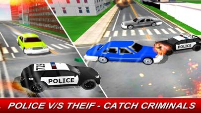 Police VS Thief 2017 screenshot one