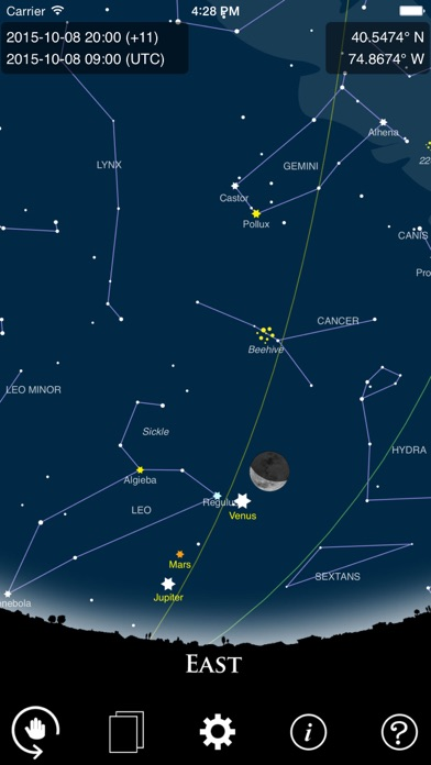 Star Disc Planisphereのおすすめ画像2