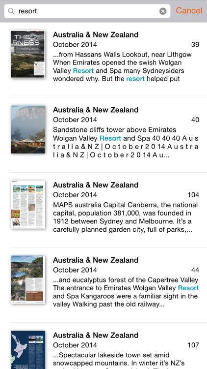 Australia & New Zealand screenshot-4