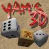 Gregory BAL - Yams 3D -The French Poker Dice- artwork