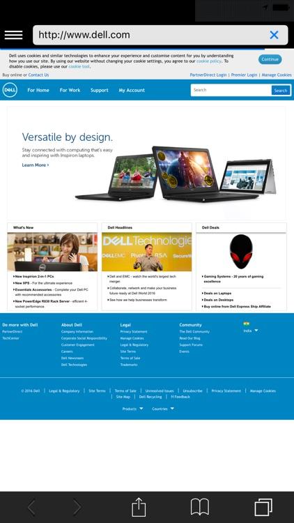 Dell Data Guardian Mobile screenshot-4