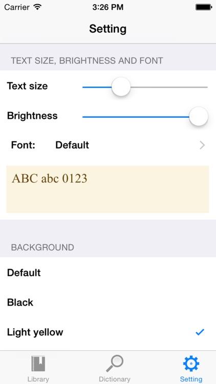 eBookMobi screenshot-3