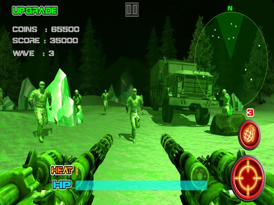 3D Special Ops VR - Night Vision Edition screenshot 6