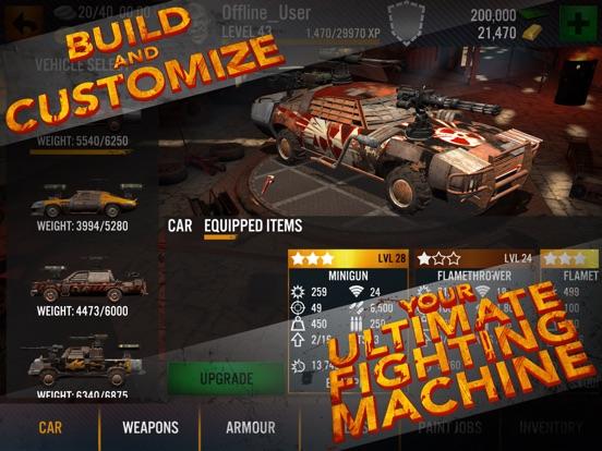 Auto Warriors Tactical Car Combat Apprecs