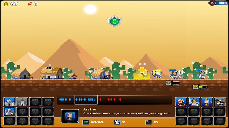 Iron Castle Battle screenshot-2