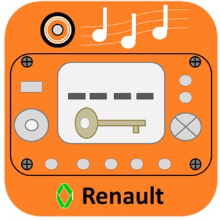 Radio Code for Renault Stereo on the App Store