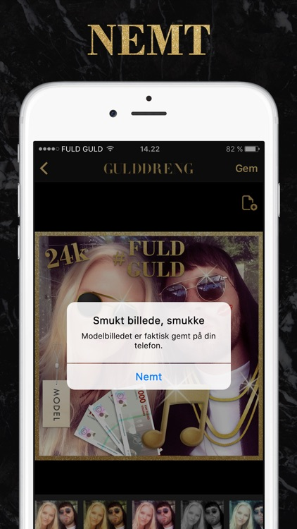Gulddreng – Officiel App screenshot-3