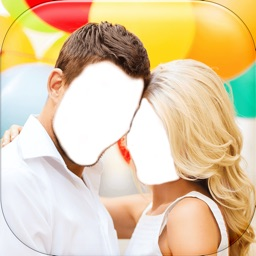 Love Couple Photo Montage – Romantic Picture Stickers and Frames to Capture Sweet Moments