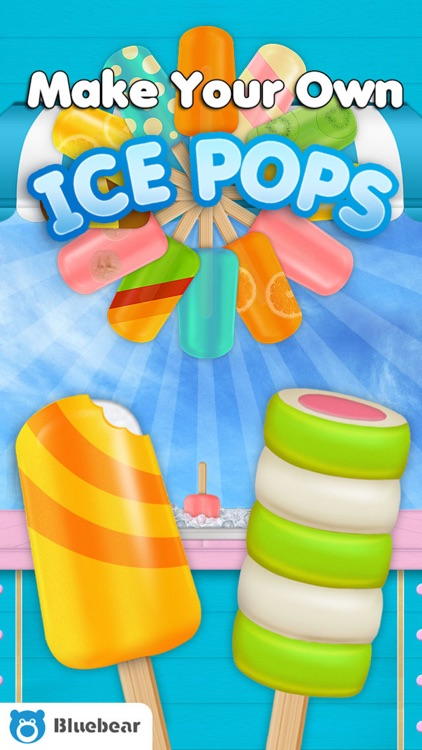 Ice Pop & Popsicle Maker by Bluebear