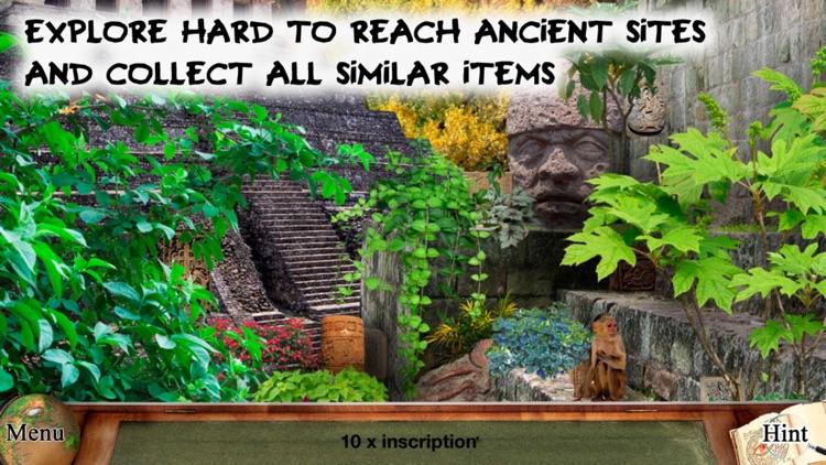 Hidden Objects: Mayan Castles screenshot-4