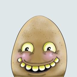 Eggbert Egg Stickers