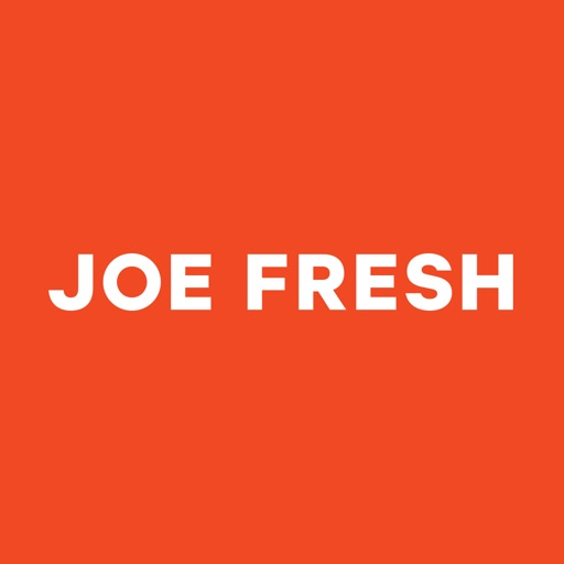 Joe Fresh Stickers