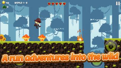 Runner Hero Adventure - Dodge Obstacles to Success screenshot one