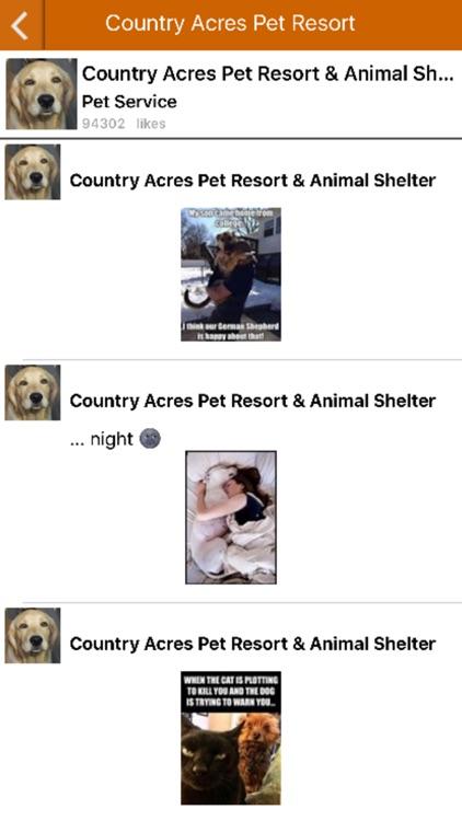 Country Acres Pet Resort