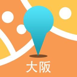 大阪中文离线地图