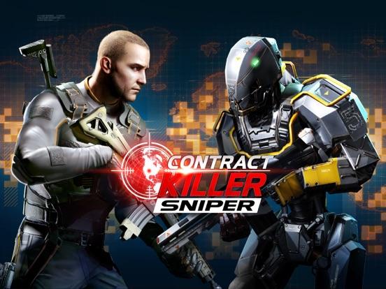 Contract Killer: Sniper на iPad