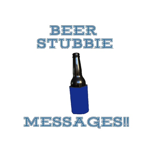 Beer Stubbie Messages
