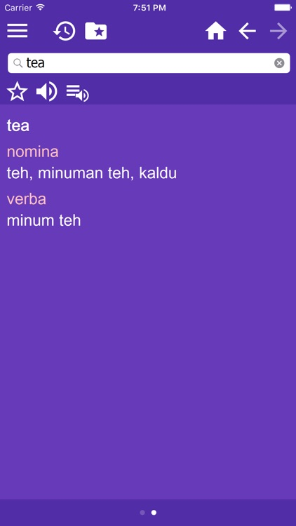 English Indonesian dictionary free screenshot-1