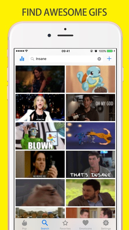 Gif Keyboard Maker Animated Emoji.s Gifs for Giphy