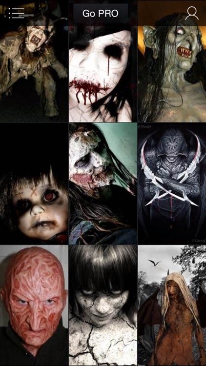 Horror Wallpapers - Creepy Backgrounds & Wallpaper