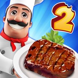 Cooking Scramble: BBQ! 2 - Burger Fever Food Chef