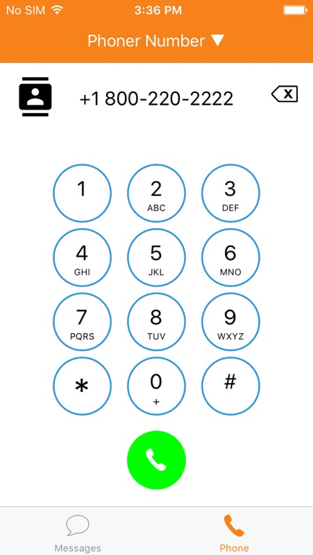 Phoner 2nd Phone Number Text - Online Game Hack and Cheat